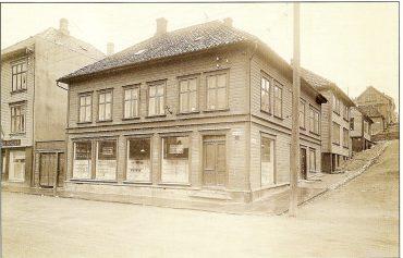Pedersgata nr. 025 Økonom nr. 12