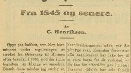 Stavanger -haandverkere fra 1845