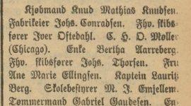 Dødsfall i 1905