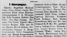 Dødsfall i 1922
