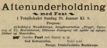 Avholdsmann og dikter Tellef Haraldstad, f. 1840