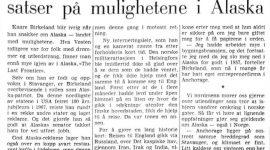 Folk fra Pedersgata – Kåre Birkeland, f. 1922