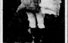 Folk fra Pedersgata – Iris Danielsen, f. 1904 – fallskjermhopper