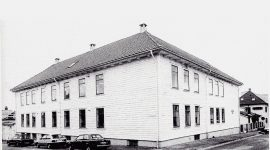 Elever ved Johannes skole 1946
