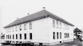 Elever fra Johannes skole i 1922-23