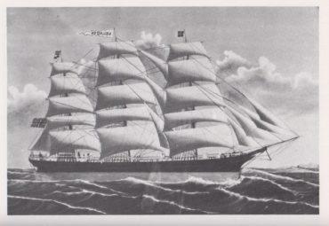 Seladons forlis 1896