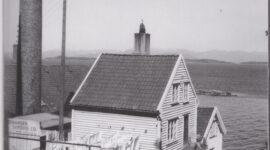 Idyller i Lervig 1955