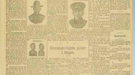 Rogalendinger som deltok i 1. verdenskrig del 8