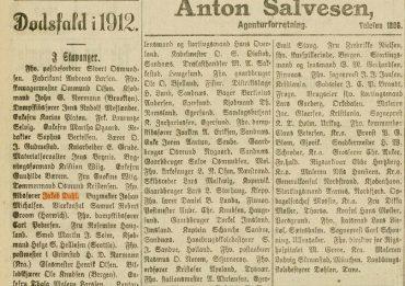Dødsfall i 1912