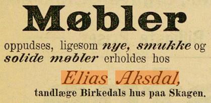 Ved Drageberget 1894