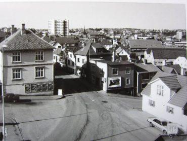 Bildeserie fra 1970-80 årene.