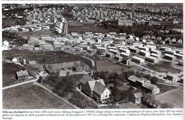 Fattiggården, Hillevåg Arbeidsgård, Stavanger Aldersheim