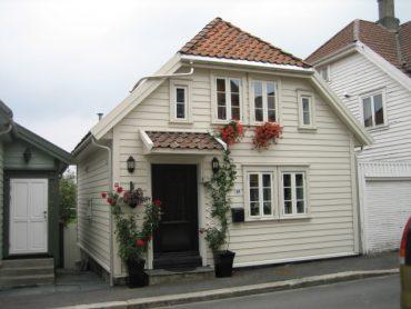 Vinkelgata og Nedre Blåsenborg
