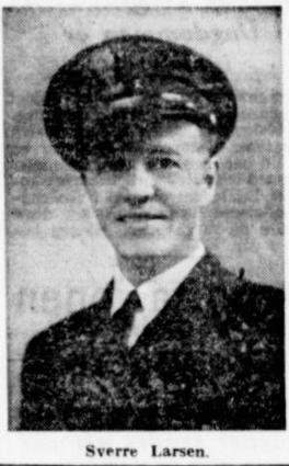 Dypvannsbombene eksploderte – Sverre Larsen.